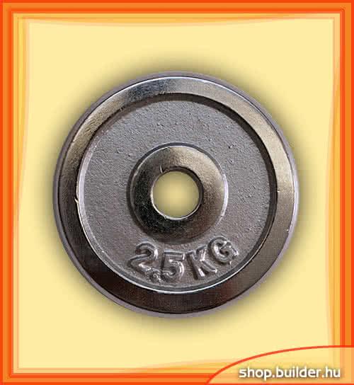 Egyéb sportszer Krómozott súlytárcsa 2,5 kg