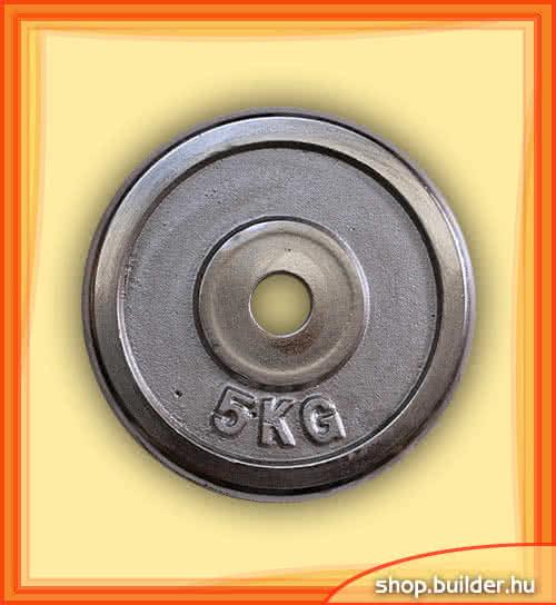 Egyéb sportszer Krómozott súlytárcsa 5 kg