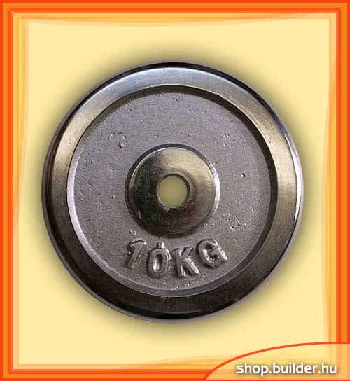 Egyéb sportszer Krómozott súlytárcsa 10 kg