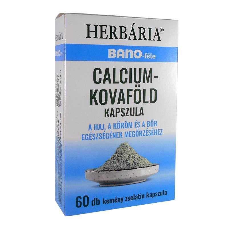 Bano Bánó: Kalcium-Kovaföld 60 kap.