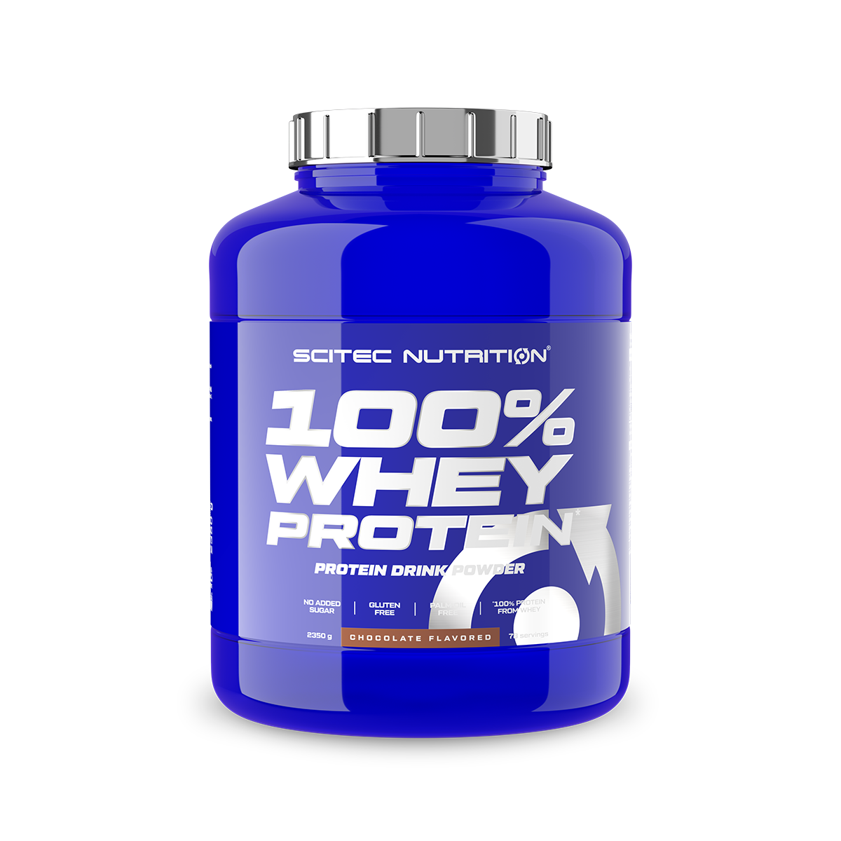 Scitec Nutrition 100% Whey Protein 2,35 kg