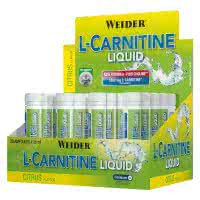 Weider Nutrition L-Carnitine 1800 Ampulles (20 amp.)