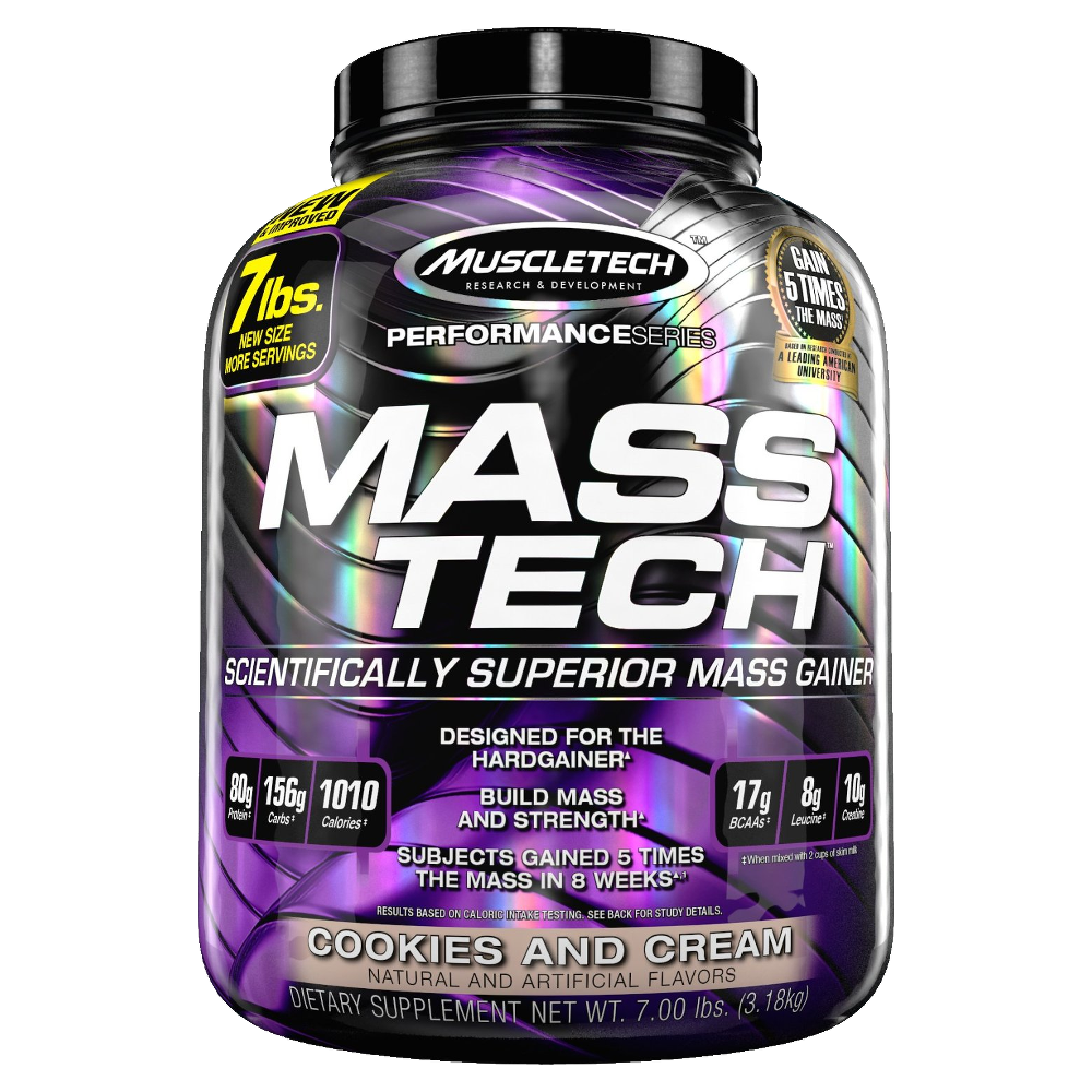 MuscleTech Mass Tech 3,18 kg