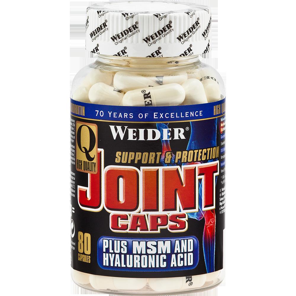 Weider Nutrition Joint Caps 80 kap.