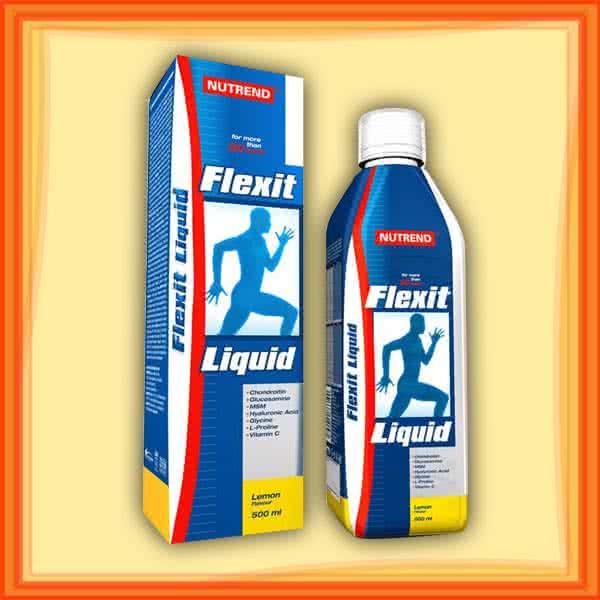 Nutrend Flexit Liquid 0,5 lit.
