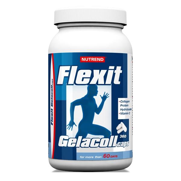 Nutrend Flexit Gelacoll Caps 360 kap.