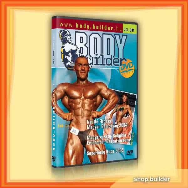 Body.Builder Body.Builder DVD #1
