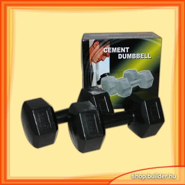 Egyéb sportszer Műanyag kézisúlyzó 5kg pár