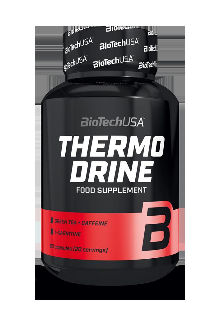 BioTech USA Thermo Drine 60 kap.