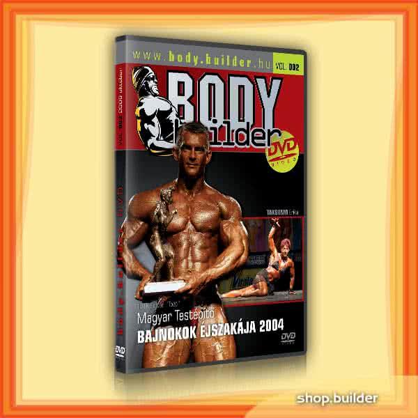 Body.Builder Body.Builder DVD #2