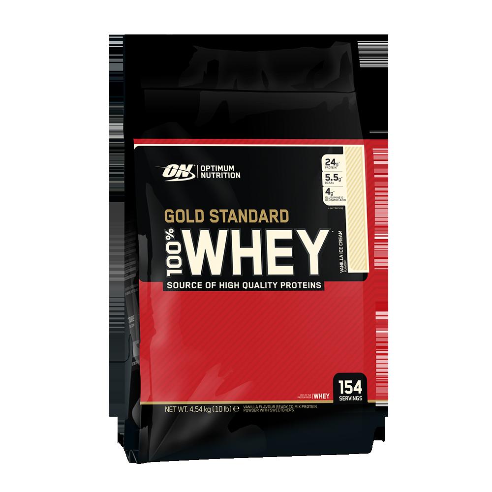 Optimum Nutrition 100% Whey Protein Gold Standard 4,5 kg
