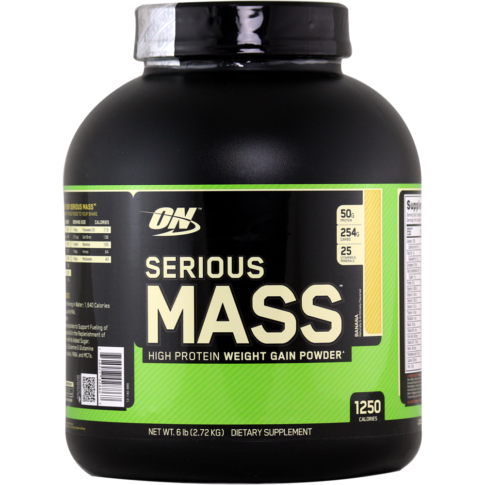Optimum Nutrition Serious Mass 2,727 kg