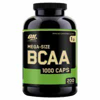 Optimum Nutrition BCAA 1000 Caps (200 kap.)