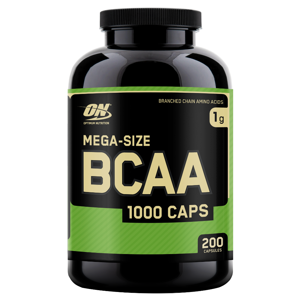 Optimum Nutrition BCAA 1000 Caps 200 kap.