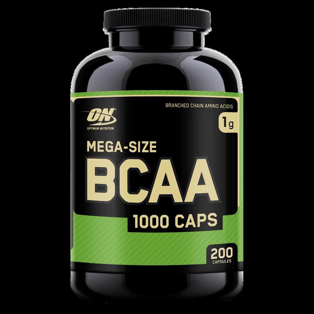 Optimum Nutrition BCAA 1000 Caps 200 kap.