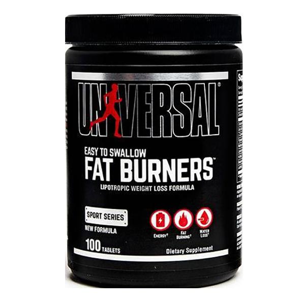 Universal Nutrition Fat Burners 100 tab.