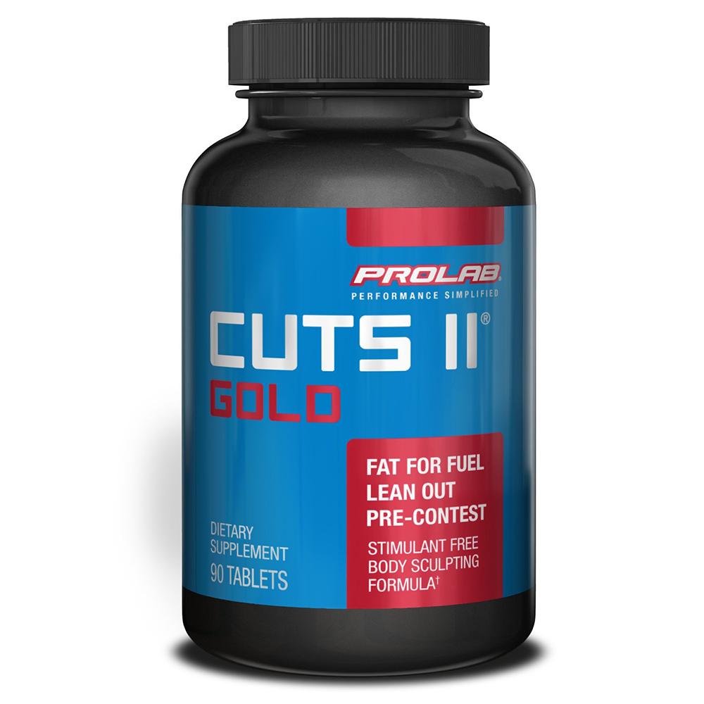 Prolab Nutrition Cuts II Gold 90 tab.