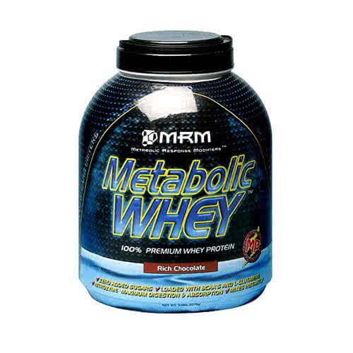 MRM Metabolic Whey 2,27 kg