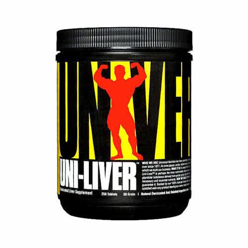 Universal Nutrition Uni-Liver 250 tab.