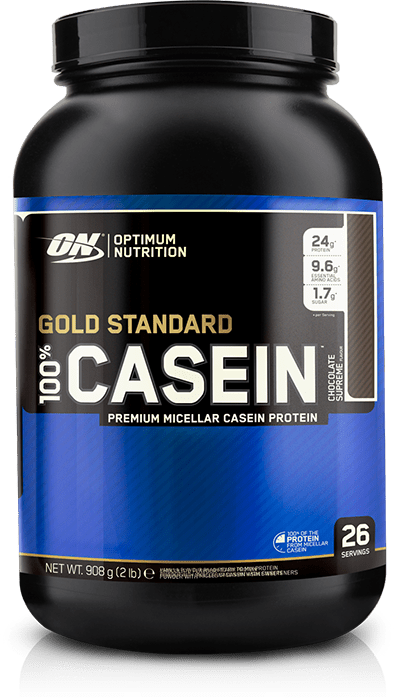 Optimum Nutrition 100% Gold Standard Casein 0,896 kg