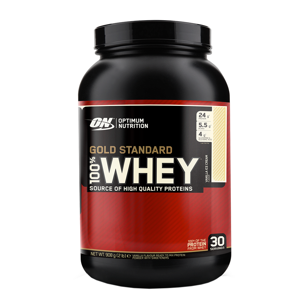 Optimum Nutrition 100% Whey Protein Gold Standard 0,908 kg