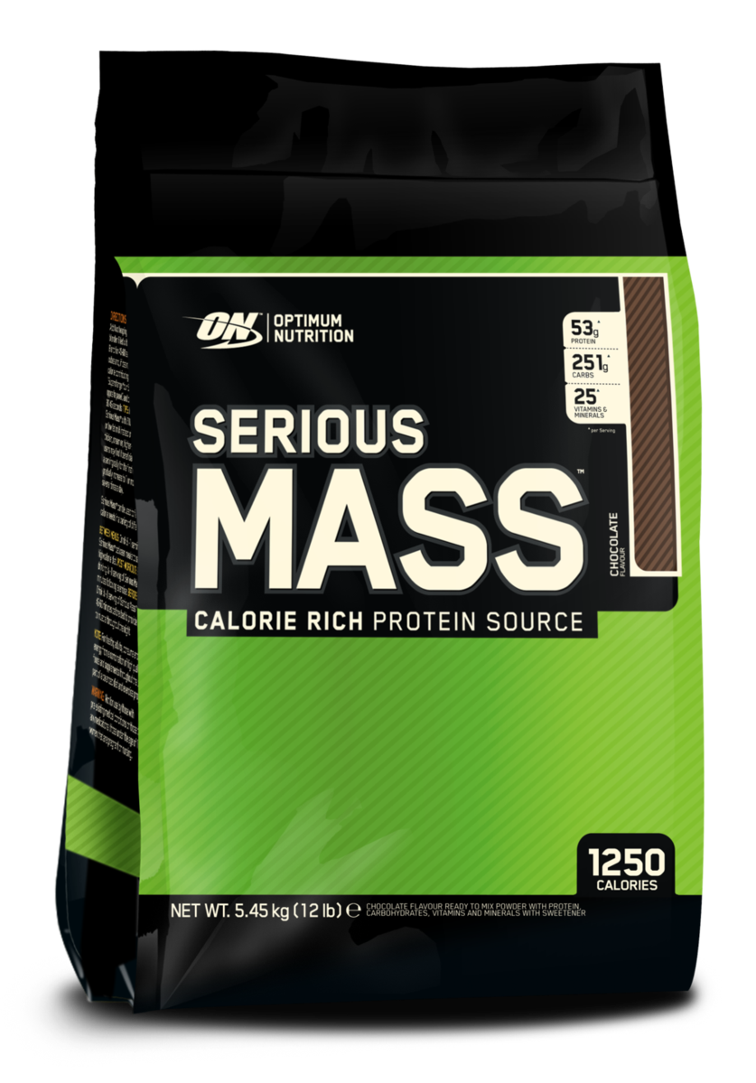 Optimum Nutrition Serious Mass 5,454 kg