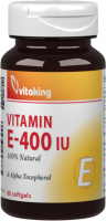 VitaKing Vitamin E-400 (60 g.k.)