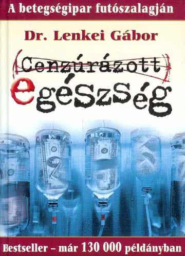 Könyvek/Magazinok Cenzúrázott egészség