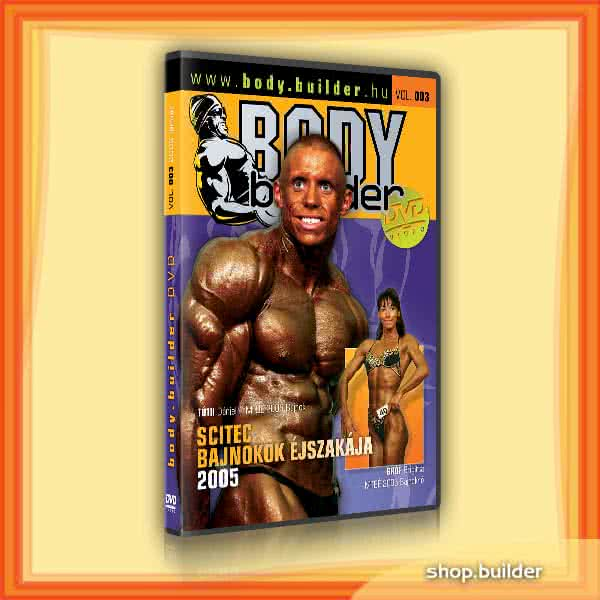 Body.Builder Body.Builder DVD #3