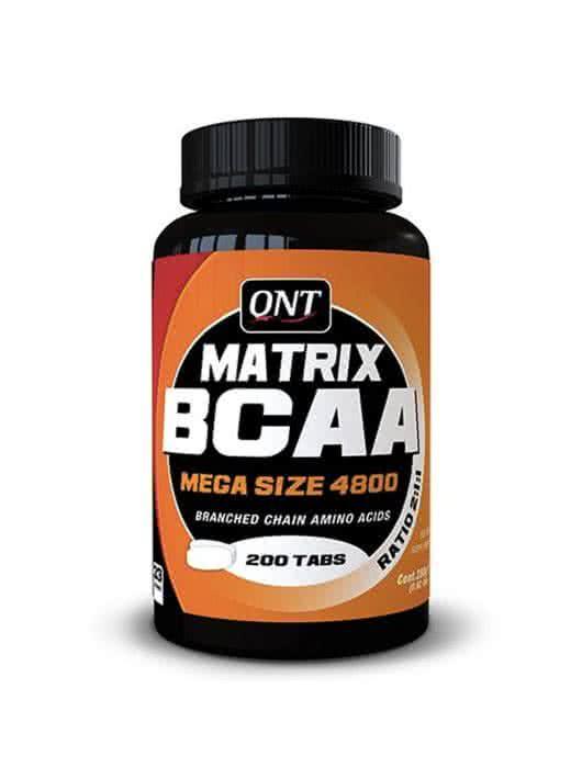 QNT Sport Matrix BCAA 200 tab.