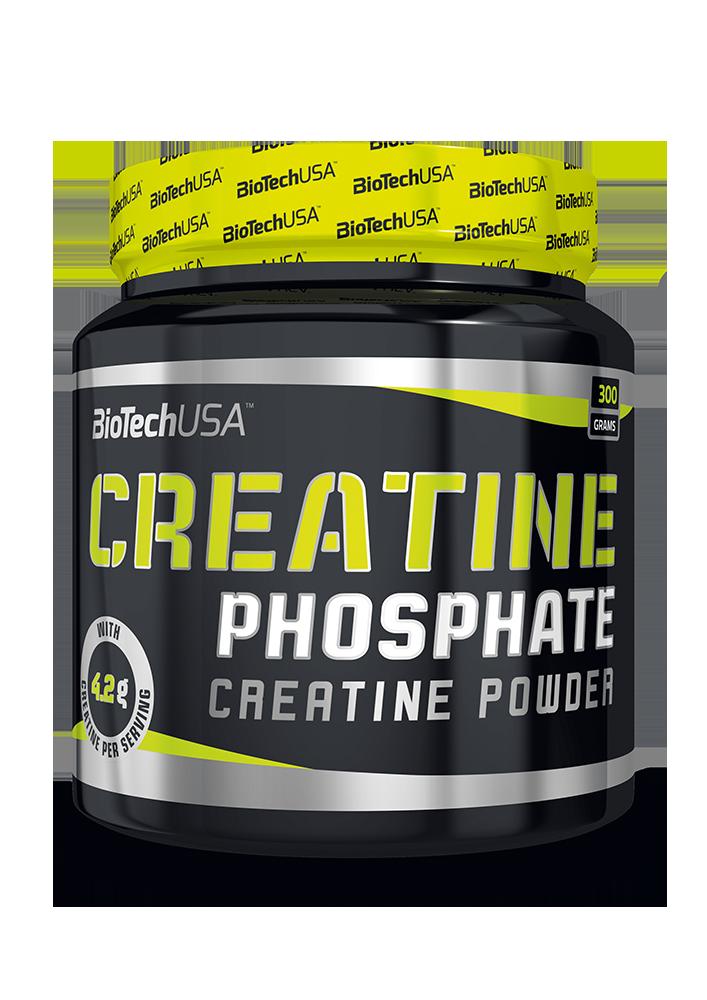 BioTech USA Creatine Phosphate 300 gr.