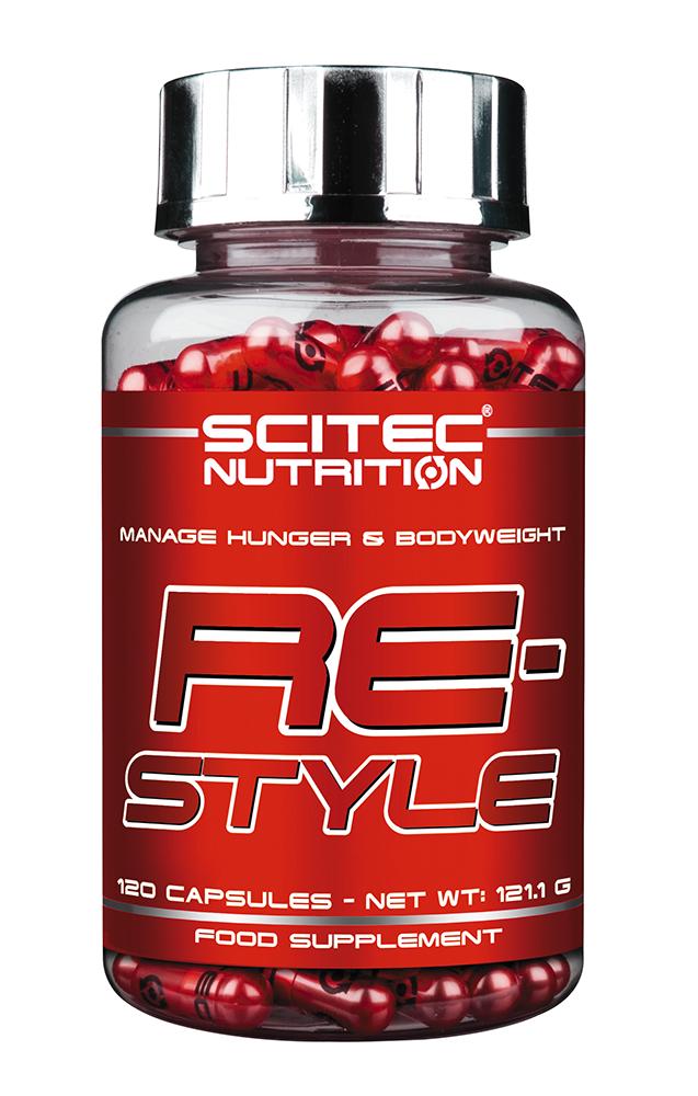 Scitec Nutrition Re-Style 120 kap.