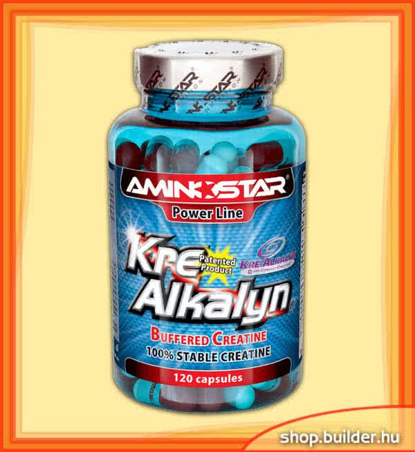 AminoStar Kre-Alkalyn 120 kap.