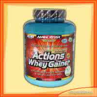 AminoStar Actions Whey Gainer (4,5 kg)