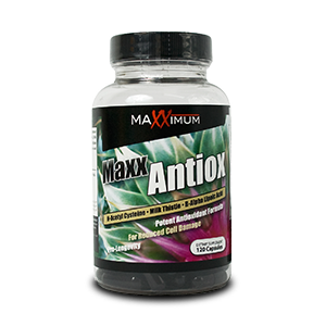 Maxximum Nutrition Maxx Antiox 120 kap.