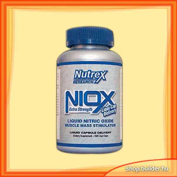 NutreX Research Niox 180 kap.