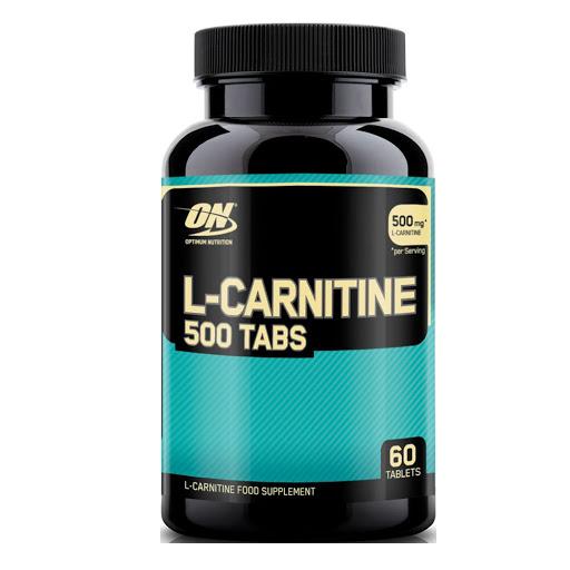 Optimum Nutrition L-Carnitine 60 tab.