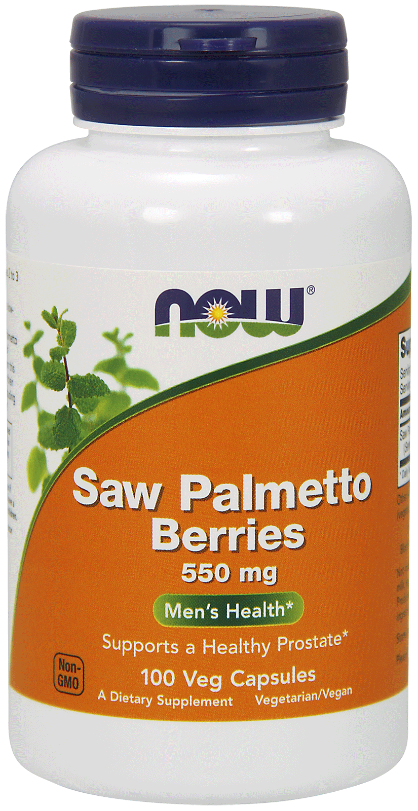 Now Foods Saw Palmetto Berries  100 kap.