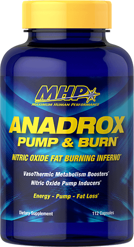 MHP Anadrox 112 kap.
