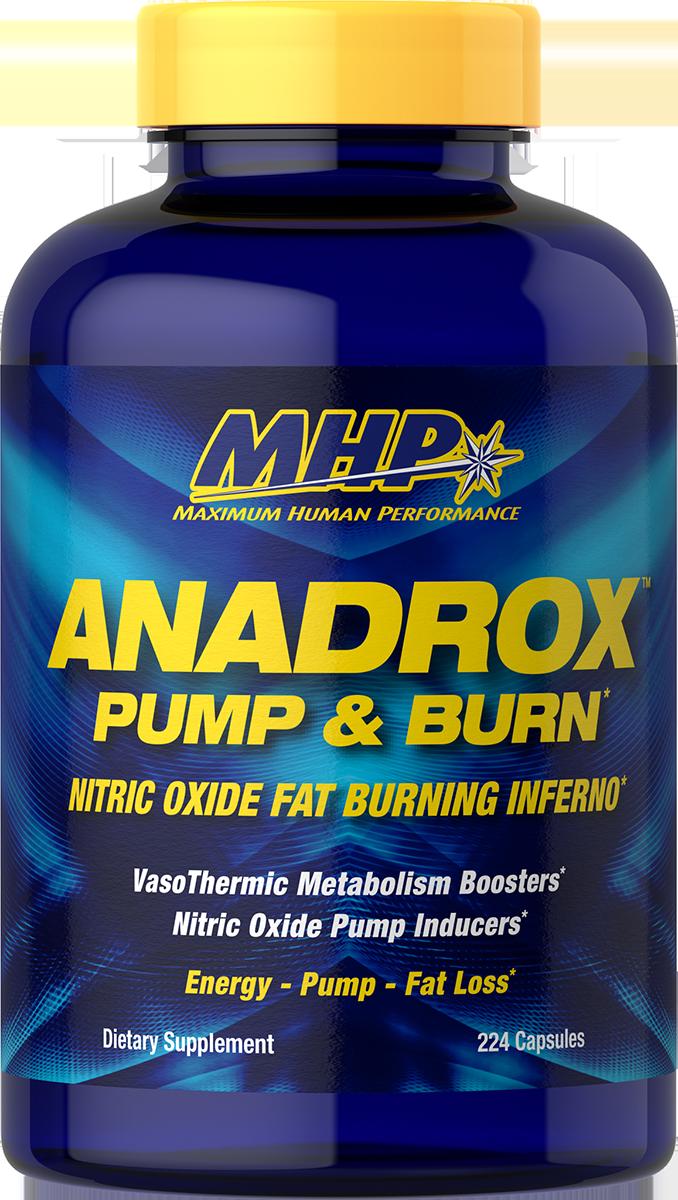 MHP Anadrox 224 kap.
