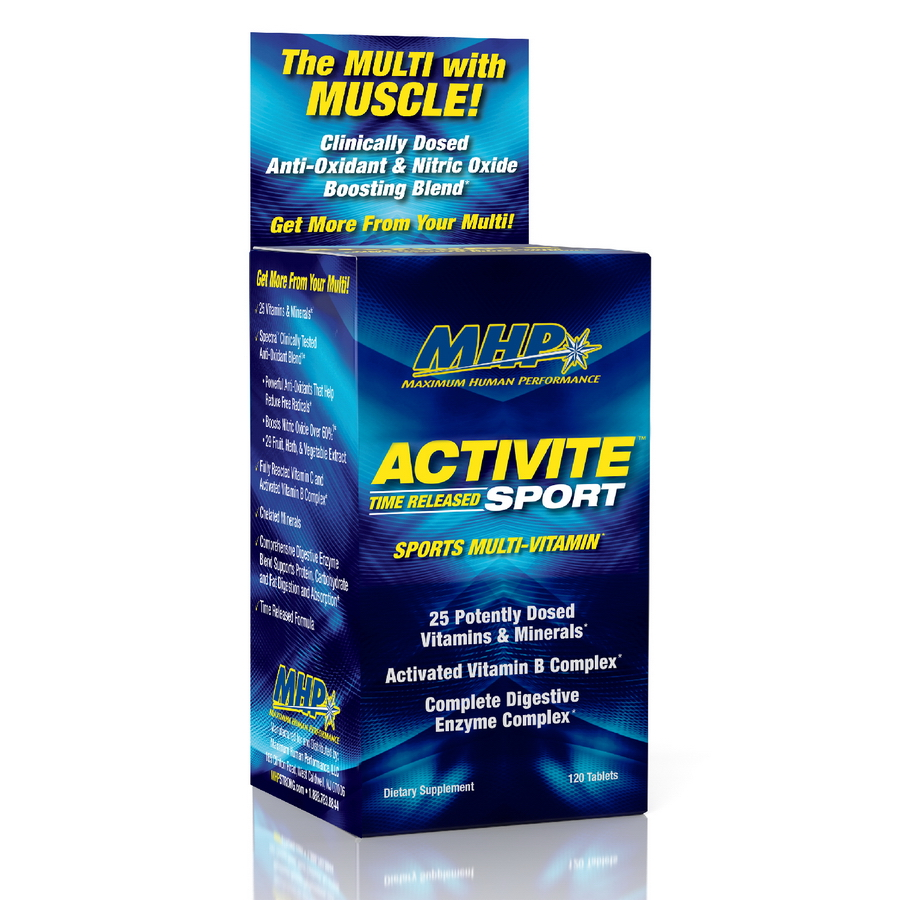 MHP Activite Sport 120 tab.
