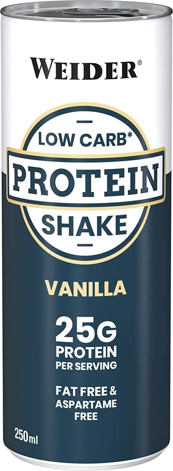 Weider Nutrition Low Carb Protein Shake 250 ml