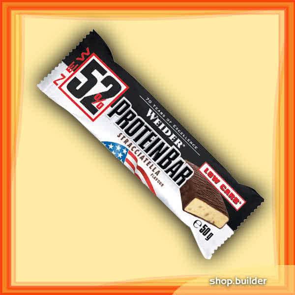 Weider Nutrition 52% Protein Bar 50 gr.