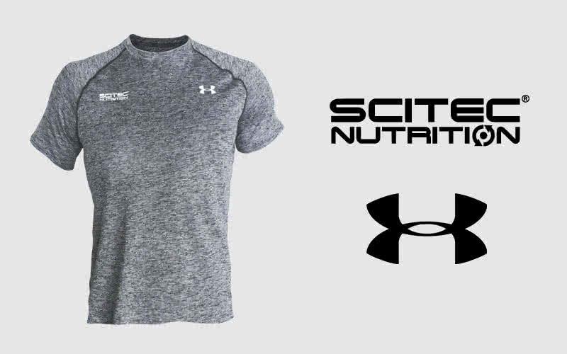 Scitec Nutrition Under Armour T-Shirt