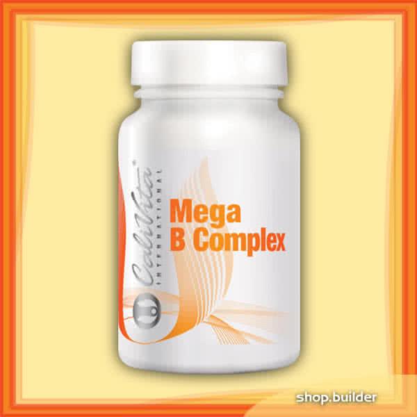 Calivita International Mega B-Complex 100 tab.