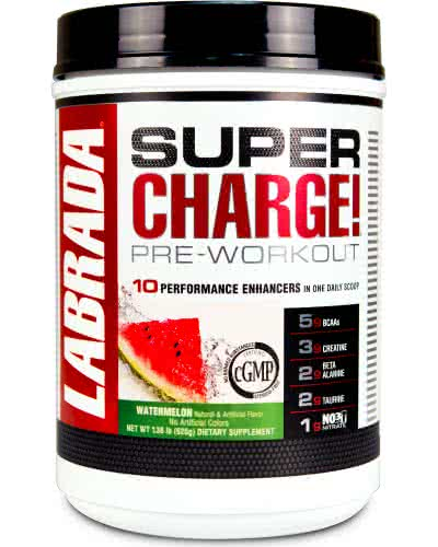Labrada Nutrition Super Charge 625 gr.