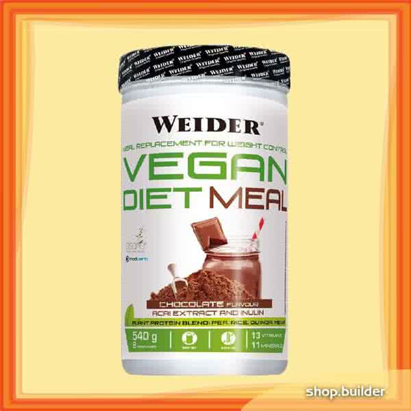 Weider Nutrition Vegan Diet Meal 540 gr.