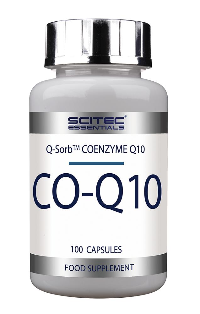 Scitec Nutrition Co-Q10 (10mg) 100 kap.