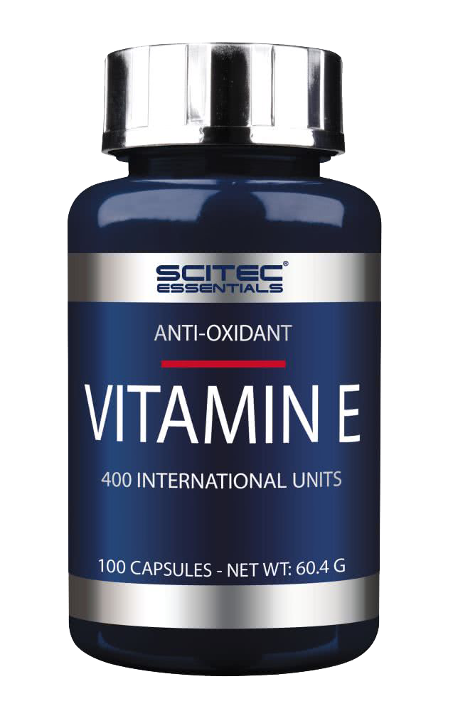 Scitec Nutrition Vitamin E 100 g.k.