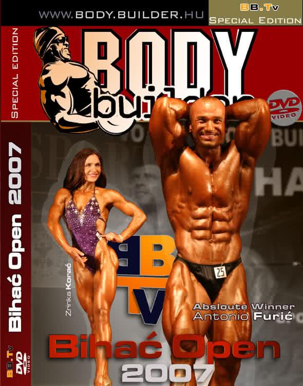 Body.Builder Bihać Open 2007